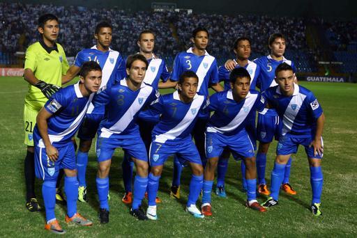 Historica Seleccion U20 de Guatemala