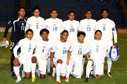 Honduras Pre Mundial U20 de Guatemala