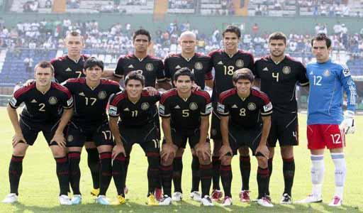 Mexico Campeon Sub 20 2011