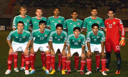 Mexico Sub 20 Pre Mundial Guatemala