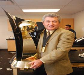 Víctor Manuel Vucetich Campeón Concacaf 2011