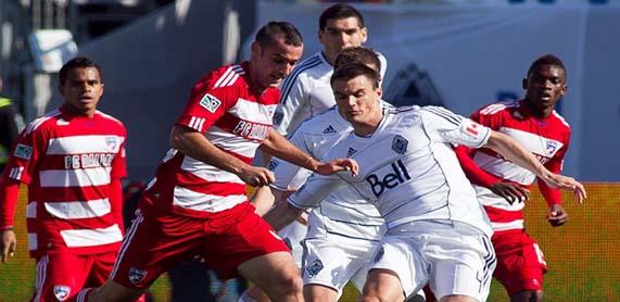 Alain Rochat del Vancouver White Caps