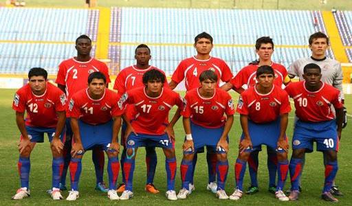 Seleccion U20 Costa Rica