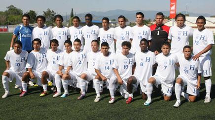 Seleccion U20 Pre Mundial Guatemala 2011