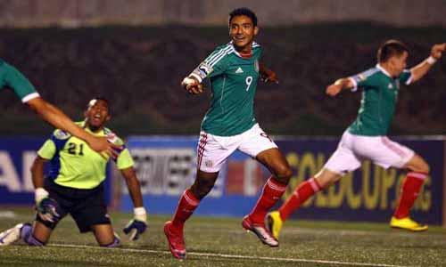 Taufic Guarch Mexico U20