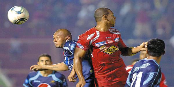 Vida Motagua semi finales Clausura 2011