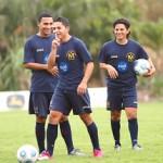 «Nos hace falta una Copa»: Jorge Claros y Adán Ramírez
