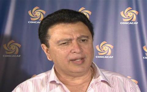 Alfredo Hawit Banegas Concacaf