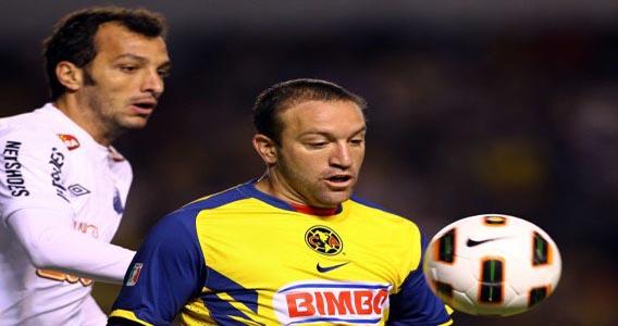 America Santos Copa Libertadores 20111