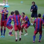 Sorpresivo control anti dopaje a Jugadores del Barça