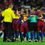 Barcelona levantó la cuarta Liga de Campeones