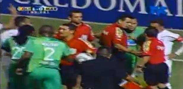Benigno Pineda Semi final