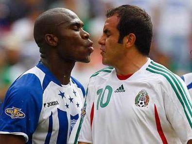 Beso de Samuel Caballero