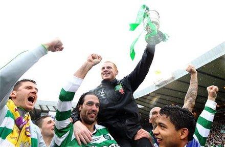 Celtic Campeón de Copa