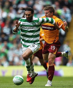 Celtic 4 Motherwell 0