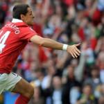 «Chicharito» Hernández conduce al Manchester United al título