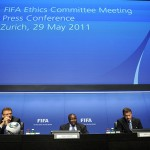 Fifa suspende a Jack Wagner y Bin Hammam y exonera a Blatter