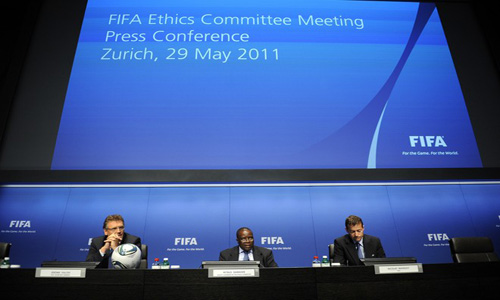 Comision Etica Fifa