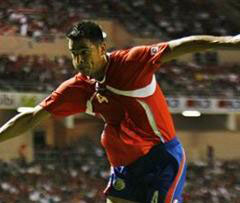 Costa Rica Bryan Oviedo