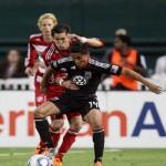 No pasó del empate el «clásico» Catracho en la MLS