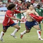Pírrico triunfo de Costa Rica frente a Nigeria