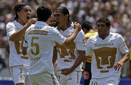 Gol de Francisco Palencia contra Morelia