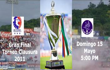 Gran Final Torneo Clausura 2011