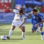 El Salvador aprovechó errores de Honduras y terminó empatando