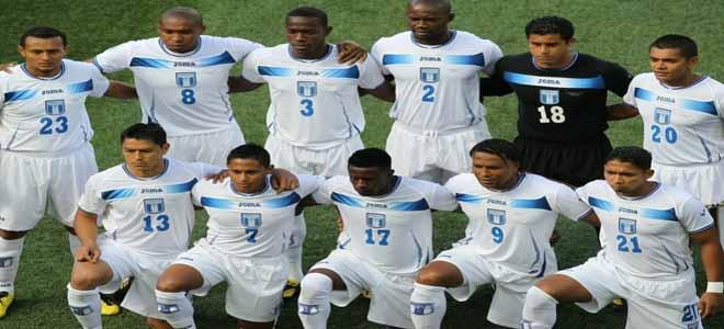 Honduras contra Chile Mundial 2011