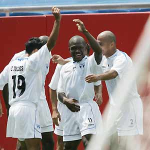 Honduras Copa Oro 2005