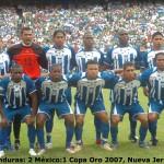 Honduras-México una serie muy equilibrada