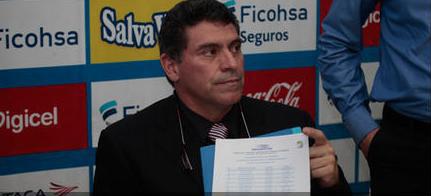 LF Suarez convoca Copa Oro
