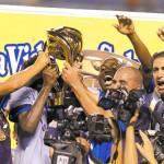Motagua sigue dominando la serie en finales contra Olimpia