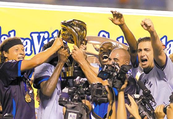 Motagua Campeon 2006