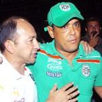 Suspenden seis meses a Osmán Madrid y Marcelo Emanuele