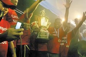 Atletico Choloma Campeón Liga Ascenso