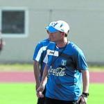 Carlos Gutiérrez: «Queremos retribuir todo el apoyo con triunfos»