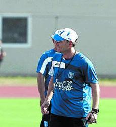 Carlos Gutiérrez Preparador Fisico