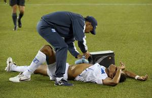 Carlo Costly lesionado
