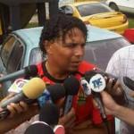"""Carlos Pavón """"Tengo muchas ganas de volver a jugar"""""""