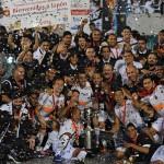 Santos, ganó su tercera Copa Libertadores