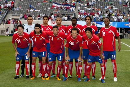 Costa Rica contra Honduras