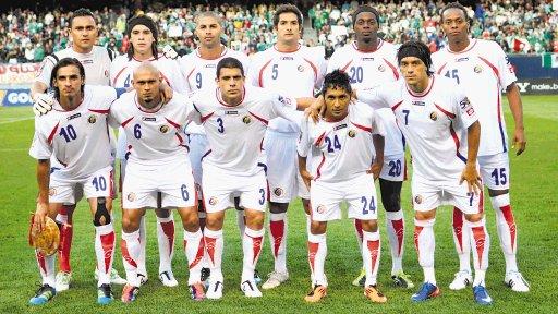 Costa Rica Copa Oro 2011