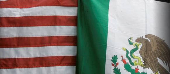 EUA Mexico