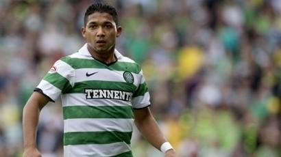 Emilio Izaguirre Celtic