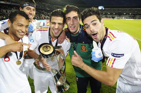 España Campeón de Europa U21