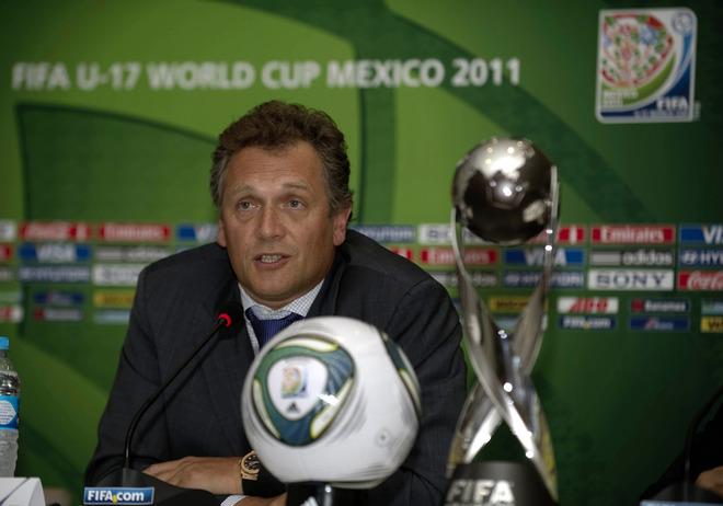 FIFA Jerome Valcke