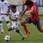 Los Ticos quieren jugar contra Honduras