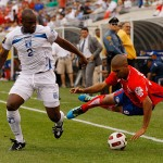 Tercera vez que Honduras elimina a Costa Rica en Copa Oro