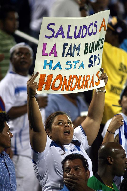 Saludos a la Familia Bulnes en San Pedro Sula